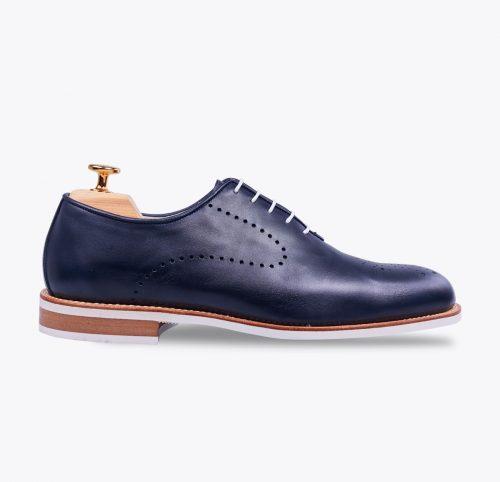Zapato 0059 hecho a mano en mandalashoes, Santanyí Mallorca. Hand made shoes. Nach Mass Schuhe