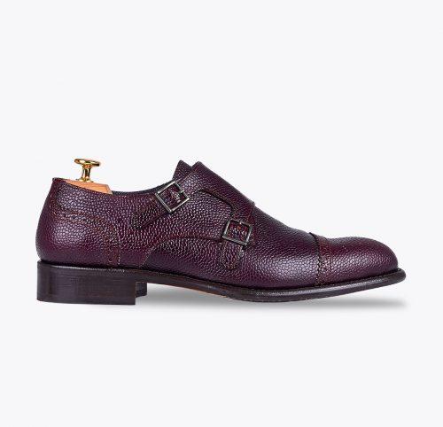Zapato 0055 cordován, tailor made shoes, schuhe nach mass en mandalashoes Santanyí Mallorca