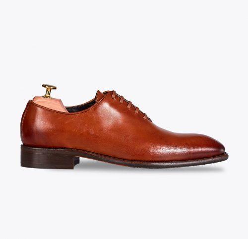 Zapato 0065 hecho a mano en mandalashoes, Santanyí Mallorca. Hand made shoes. Nach Mass Schuhe