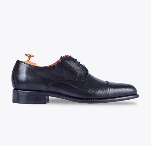 Zapato 0066 hecho a mano en mandalashoes, Santanyí Mallorca. Hand made shoes. Nach Mass Schuhe
