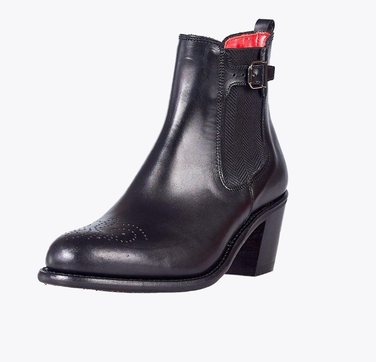 Botín Soffy, tailor made shoes, schuhe nach mass en mandalashoes Santanyí Mallorca
