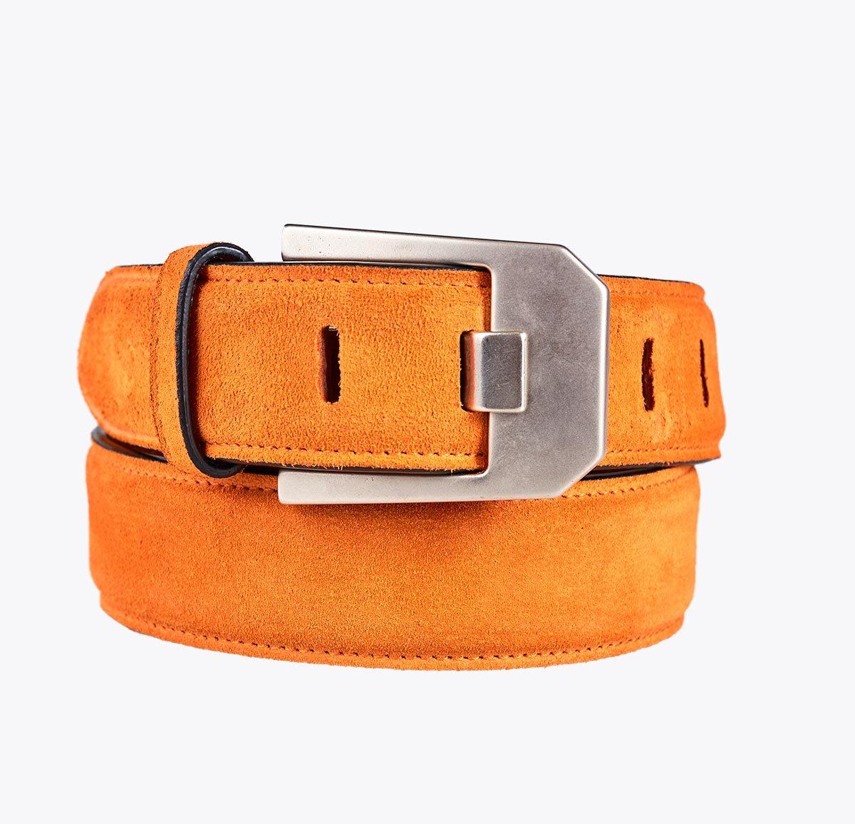 Cinturón ante hebilla cuadrada Accesorios y complementos en mandalashoes. Accessories in mandalashoes. Zubehör in Mandalas.