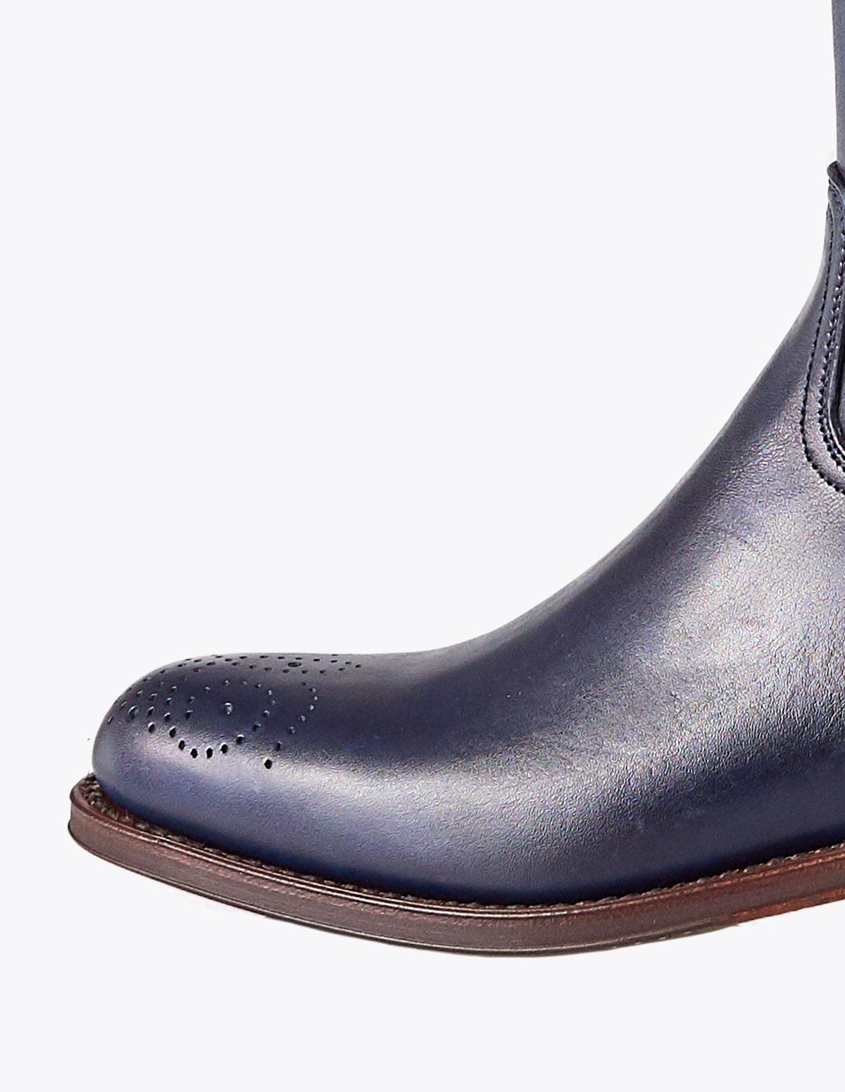 Bota Lady combi, tailor made shoes, schuhe nach mass en mandalashoes Santanyí Mallorca