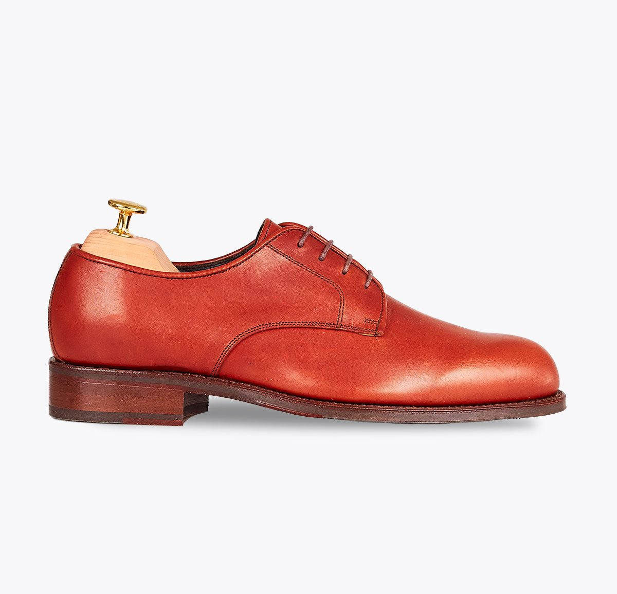 Zapato elegante hecho a mano en mandalashoes, Santanyí Mallorca. Hand made shoes. Nach Mass Schuhe