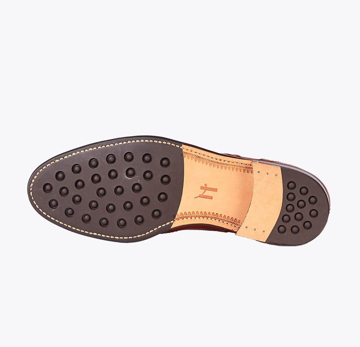 Zapato Inglés hecho a mano en mandalashoes, Santanyí Mallorca. Hand made shoes. Nach Mass Schuhe
