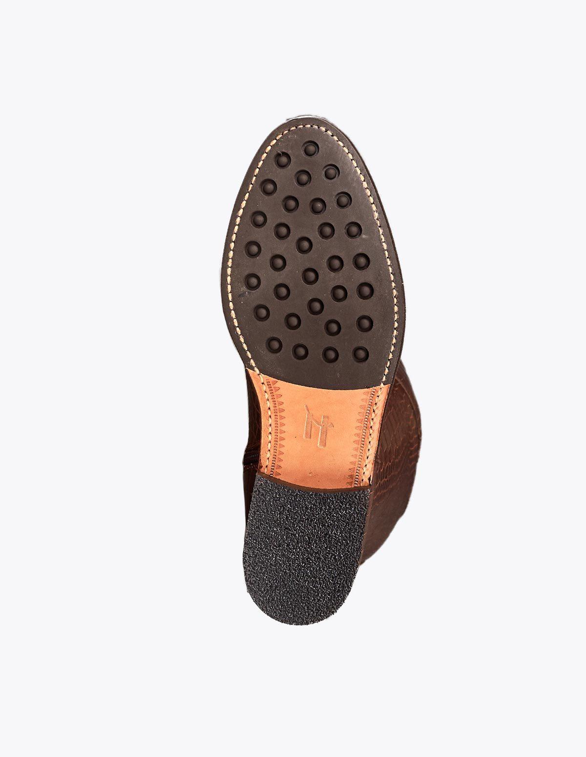 Bota Campera , tailor made shoes, schuhe nach mass en mandalashoes Santanyí Mallorca