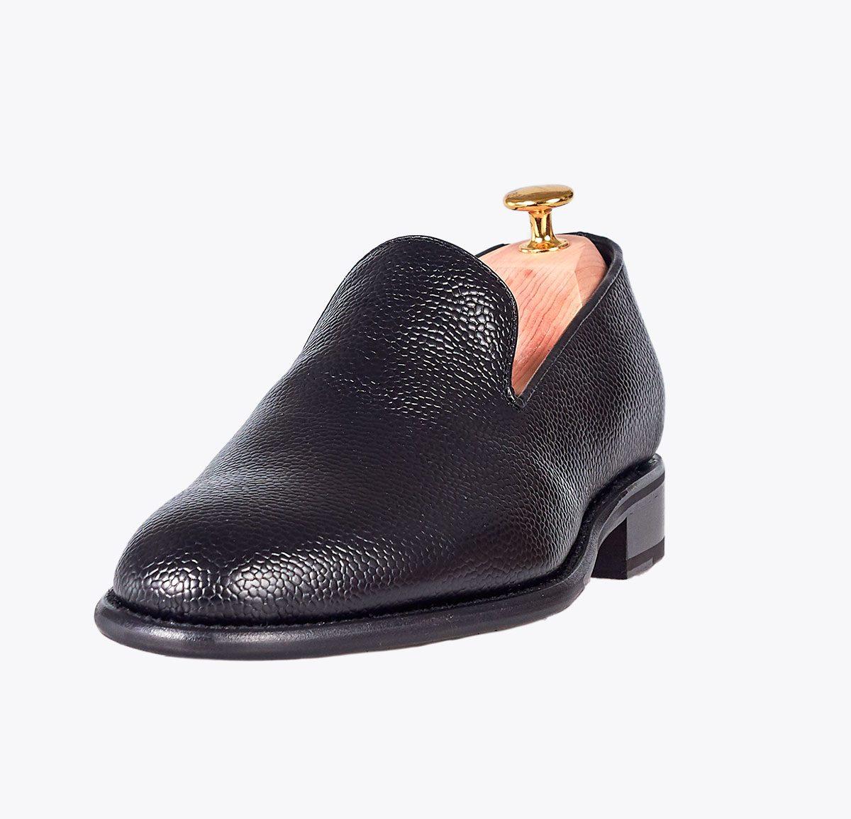 Zapato velázquez hecho a mano en mandalashoes, Santanyí Mallorca. Hand made shoes. Nach Mass Schuhe
