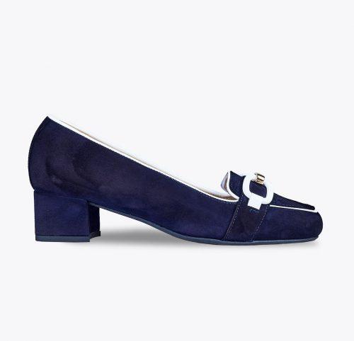 Zapato Charlotte hecho a mano en andalashoes